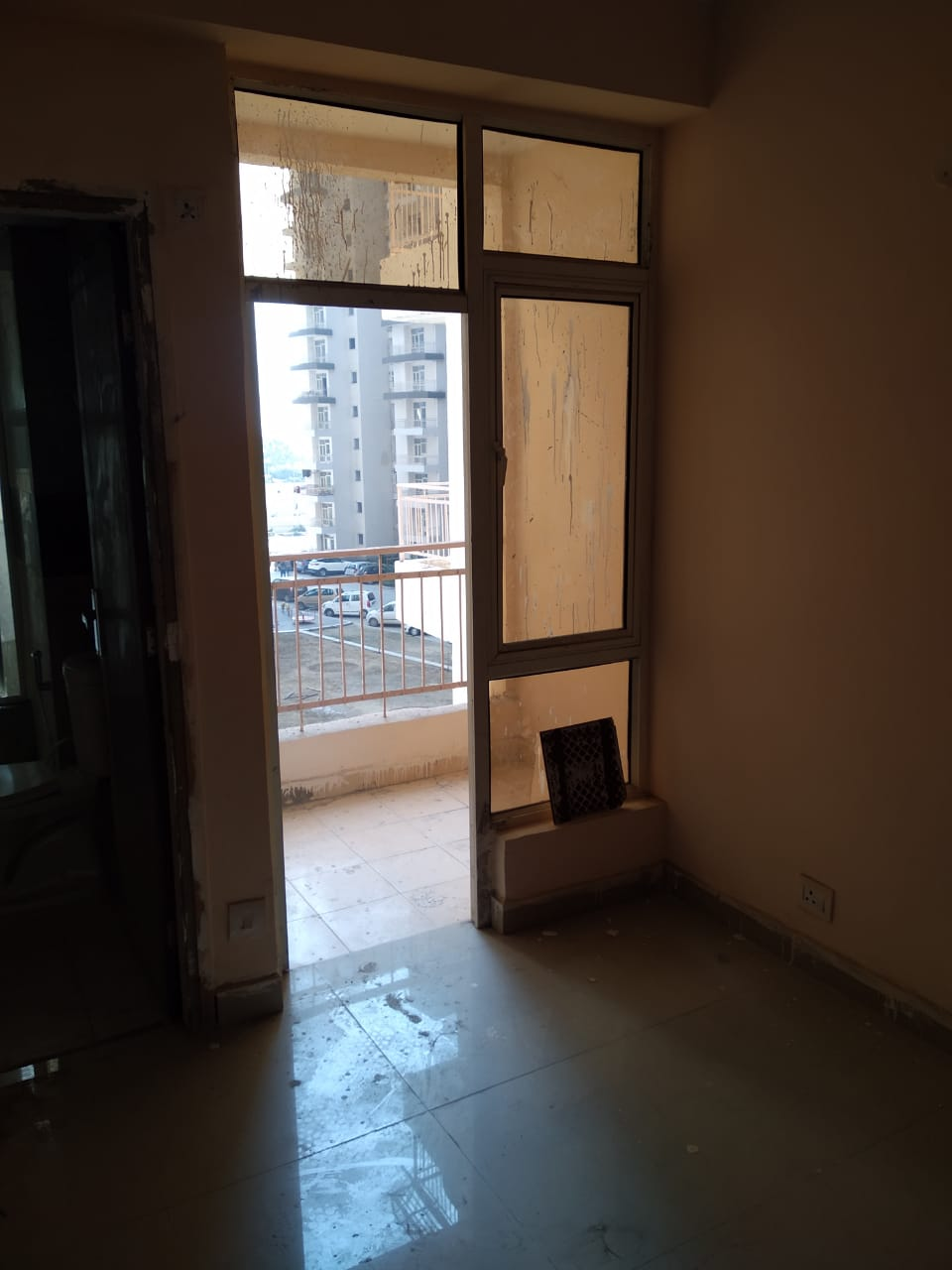 1 BHK society flat in noida extension